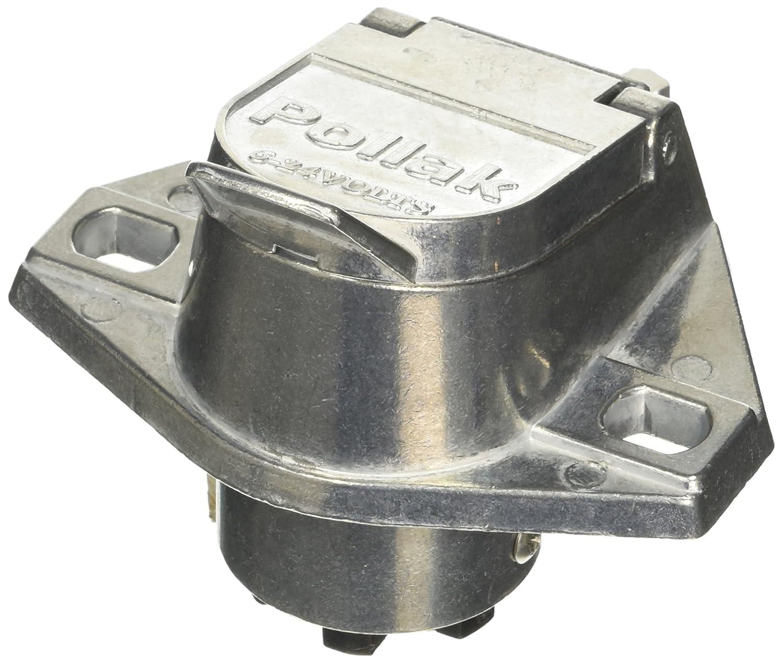 POLLAK (11720EP 7-Way Connector Socket W19-0962