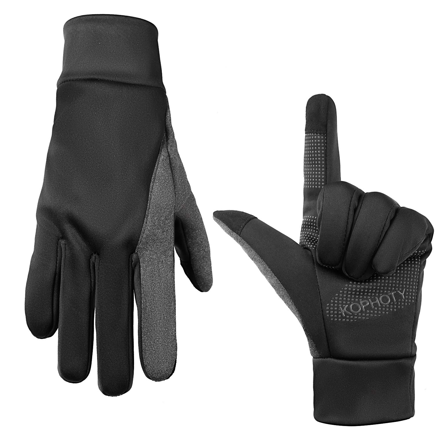 Mens Winter Fall Warm Gloves Outdoor Riding Motorcycle Windproof Mittens Gift Sb