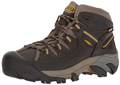 Amazon.com | KEEN Men's Targhee II Mid Wide Hiking Shoe | Hiking Shoes