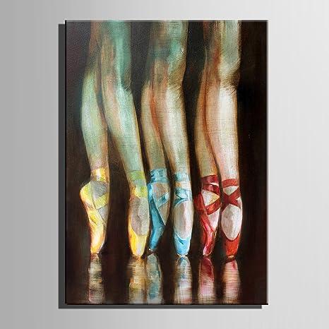 Ballerina Hd Pittura Di Poster Classica Da Artistica Scarpe Stampa