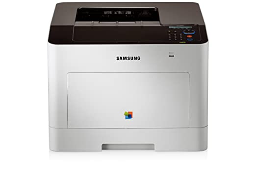 18 opinioni per Samsung CLP-680ND/SEE SFC Stampante Laser a colori (24 / 24 ppm), Nero/Argento