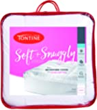 Tontine Soft and Snuggly Mattress Topper, Double