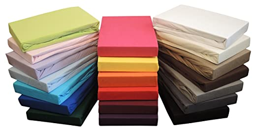 5 opinioni per Jersey con angoli elasticizzati lenzuolo con angoli elasticizzati in tutte le