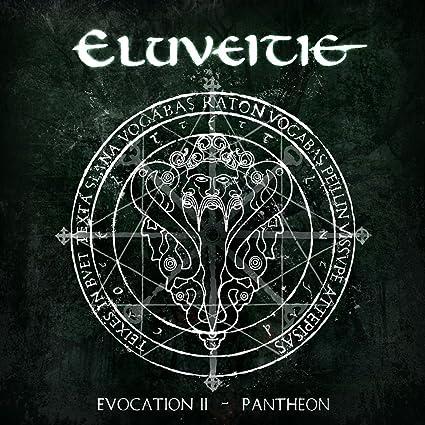 エルヴェイティ『イヴォケーション II ~ガリアの神々~』【通常盤CD(日本語解説書封入/歌詞対訳付)】