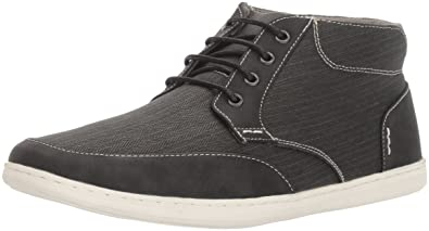 03f6e35cc1 Amazon.com | Steve Madden Men's Landor Fashion Sneaker, Black Fabric ...