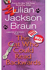 The Cat Who Could Read Backwards Mass Market Paperback