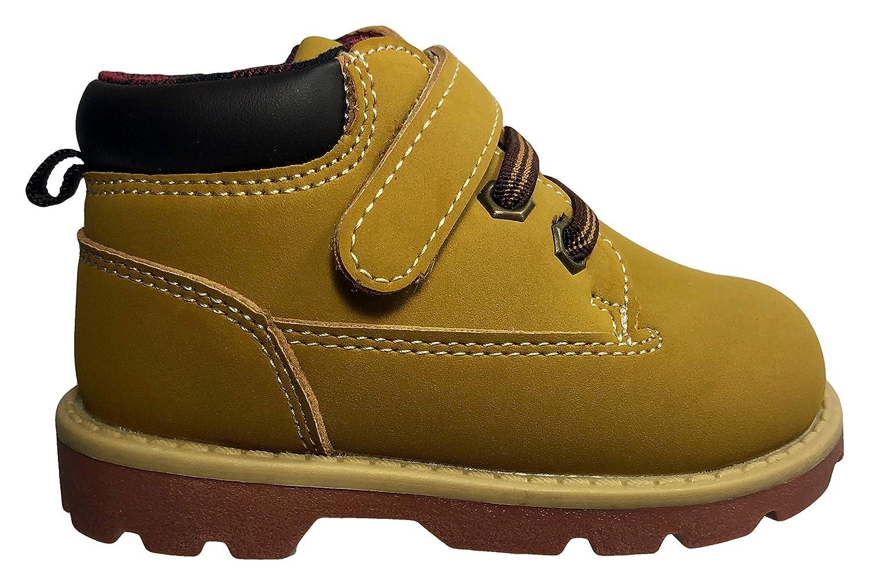 f036267b636 Amazon.com   Garanimals Toddler Boys Construction Work Boots   Boots