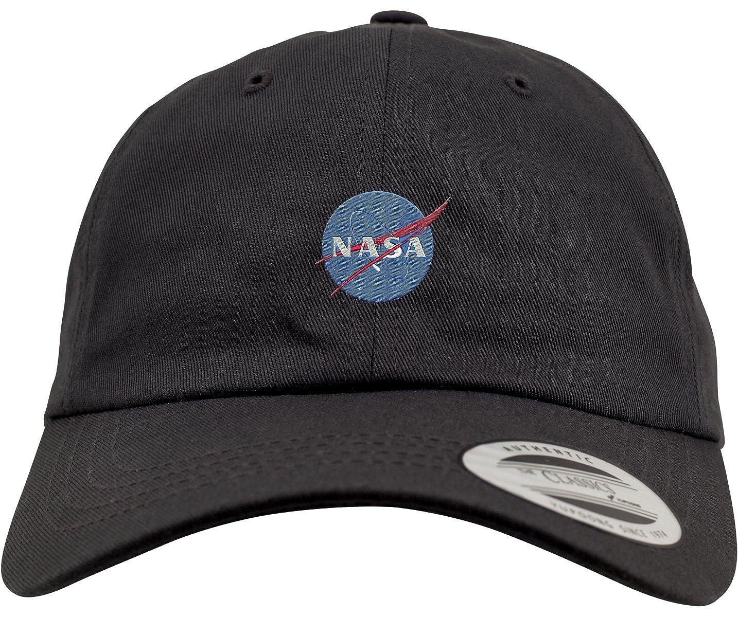 Mister té (misuq) NASA Dad Cap dadcap, Black, One Size: Amazon.es ...