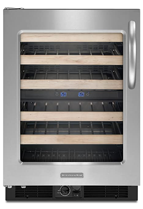 Amazon.com: KitchenAid Architect Series II KUWS24LSBS 24 ...
