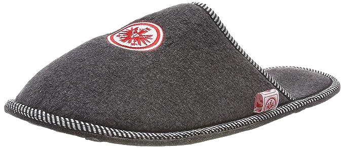 Eintracht Frankfurt Filzpantoffel Hausschuhe