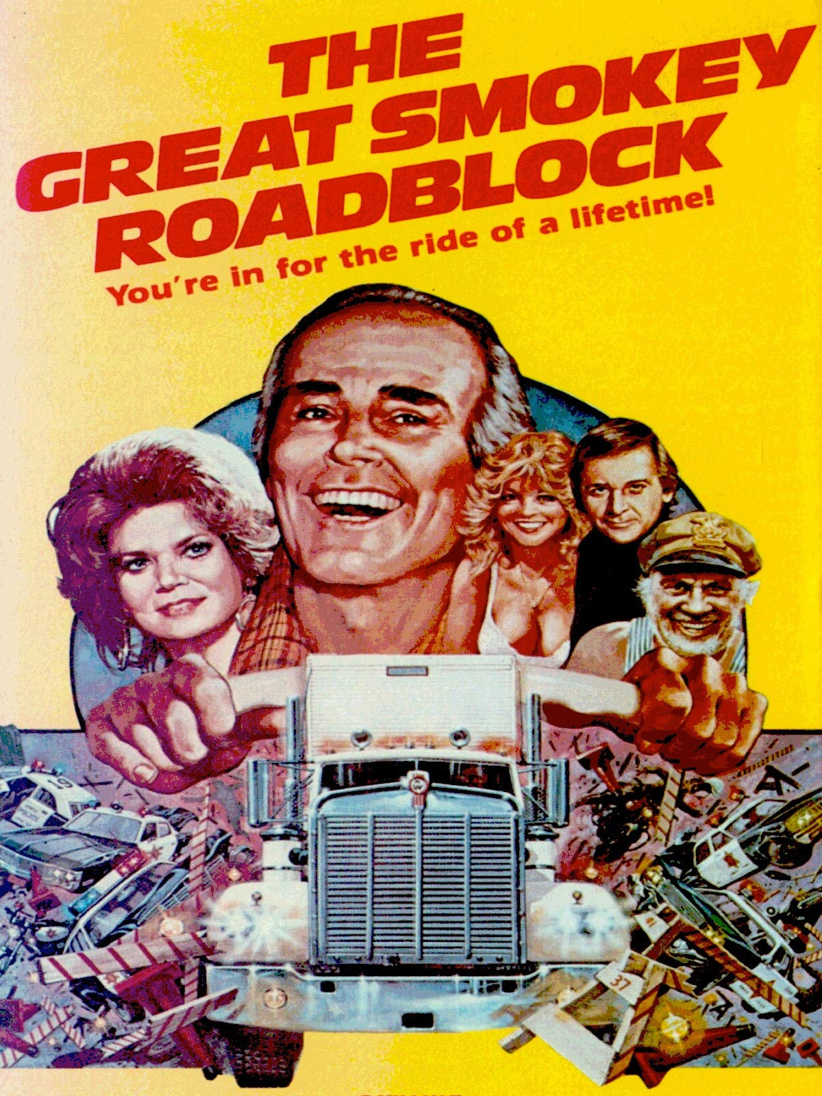 Watch The Great Smokey Roadblock | Prime Video