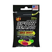 Jelly Belly Sport Beans - Energizing Jelly Beans - Assorted Flavors, 24 x 1 Ounce...