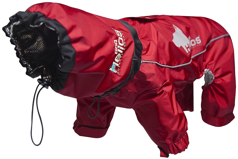 i nuovi marchi outlet online DogHelios Weather-King Ultimate Ultimate Ultimate Antivento Figura Intera Pet Giacca  il più alla moda