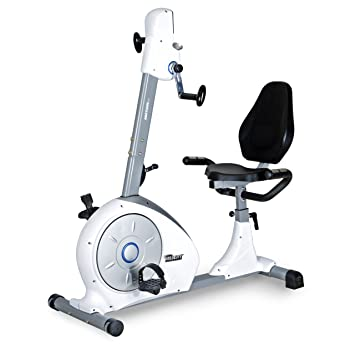 Velocity Exercise Dual Motion Recumbent Bike Sports