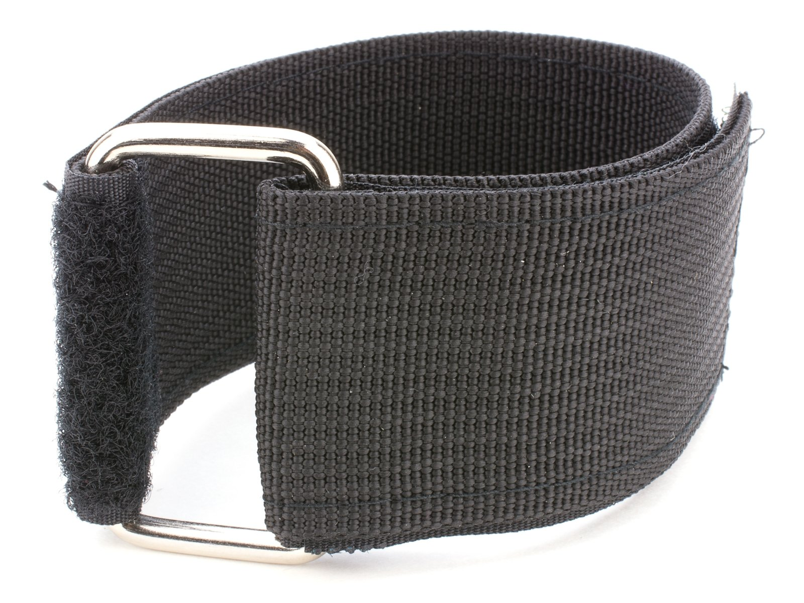 18 x 2 Inch Heavy Duty Black Cinch Strap - 5 Pack by SecureTM Cable Ties