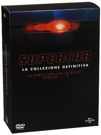 Amazon.it | Supercar: La Serie Completa (Cofanetto 26 DVD ...