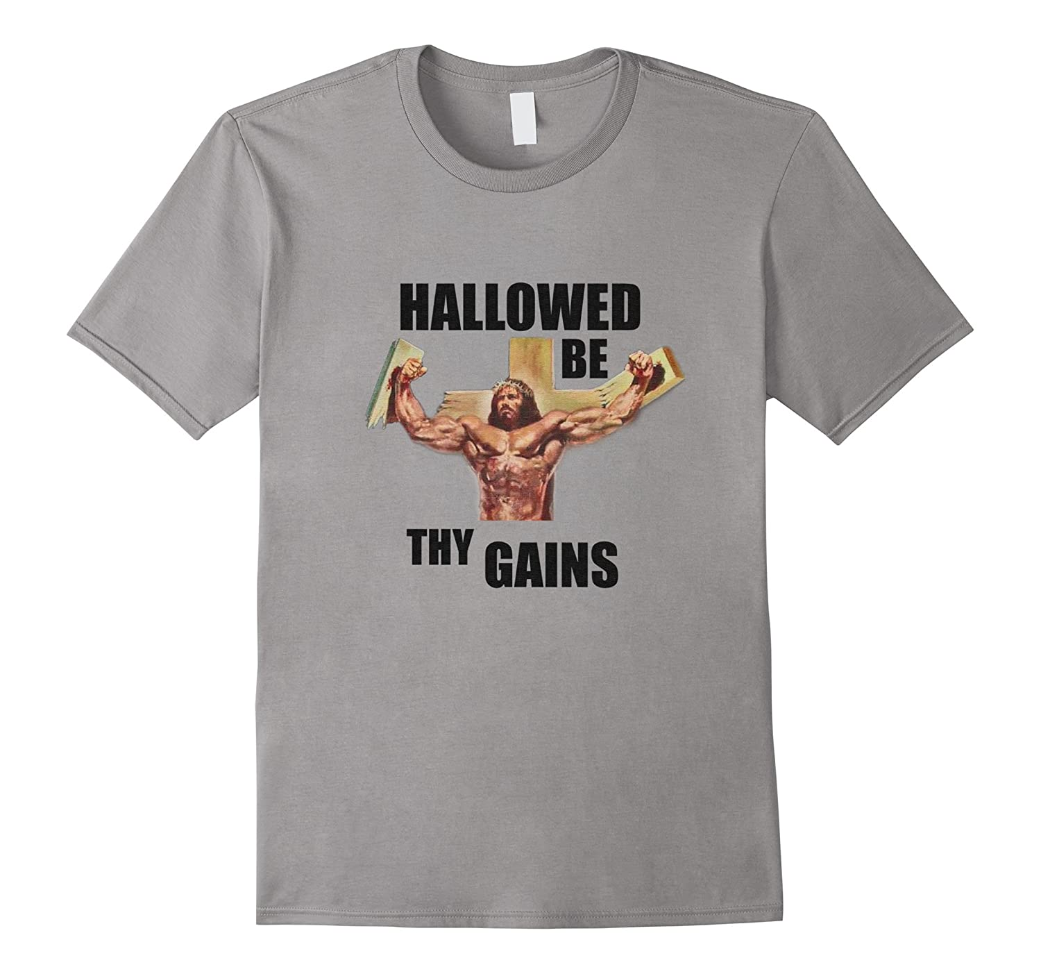 Hallowed Be Thy Gains in 5 - Mens/Womens-TH