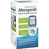 Tevigo Energiekosten-Messgerät, Stromtarif frei einstellbar, Stromverbrauch, aufspüren von Stromfressern | Deutscher Hersteller