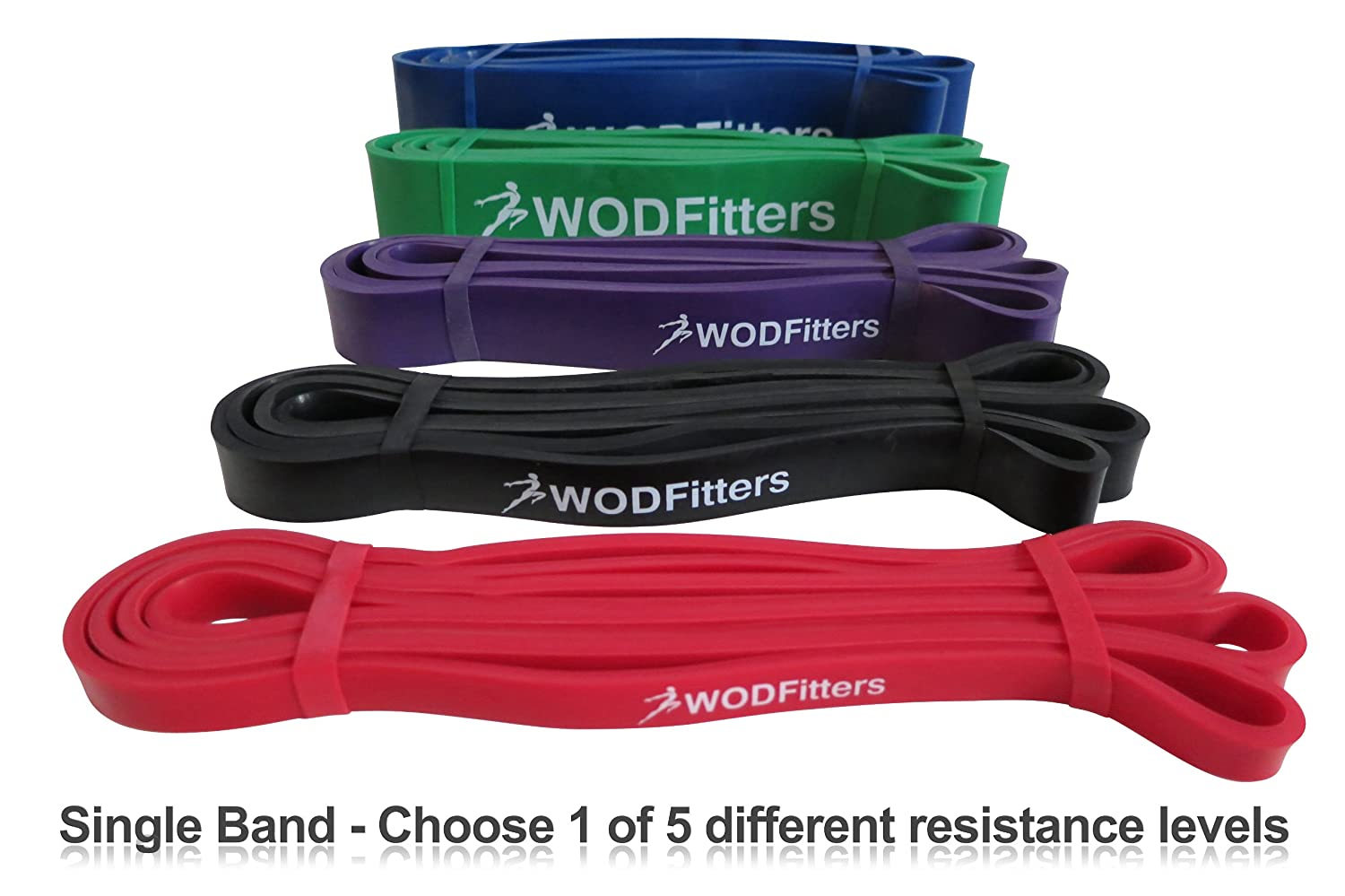 WODFitters Pull Up Assist Band