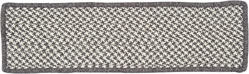 Natural Wool Houndstooth HD36 Stair Tread - a good cheap living room rug
