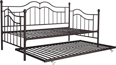 Amazon Com Caroline Complete Metal Daybed With Link