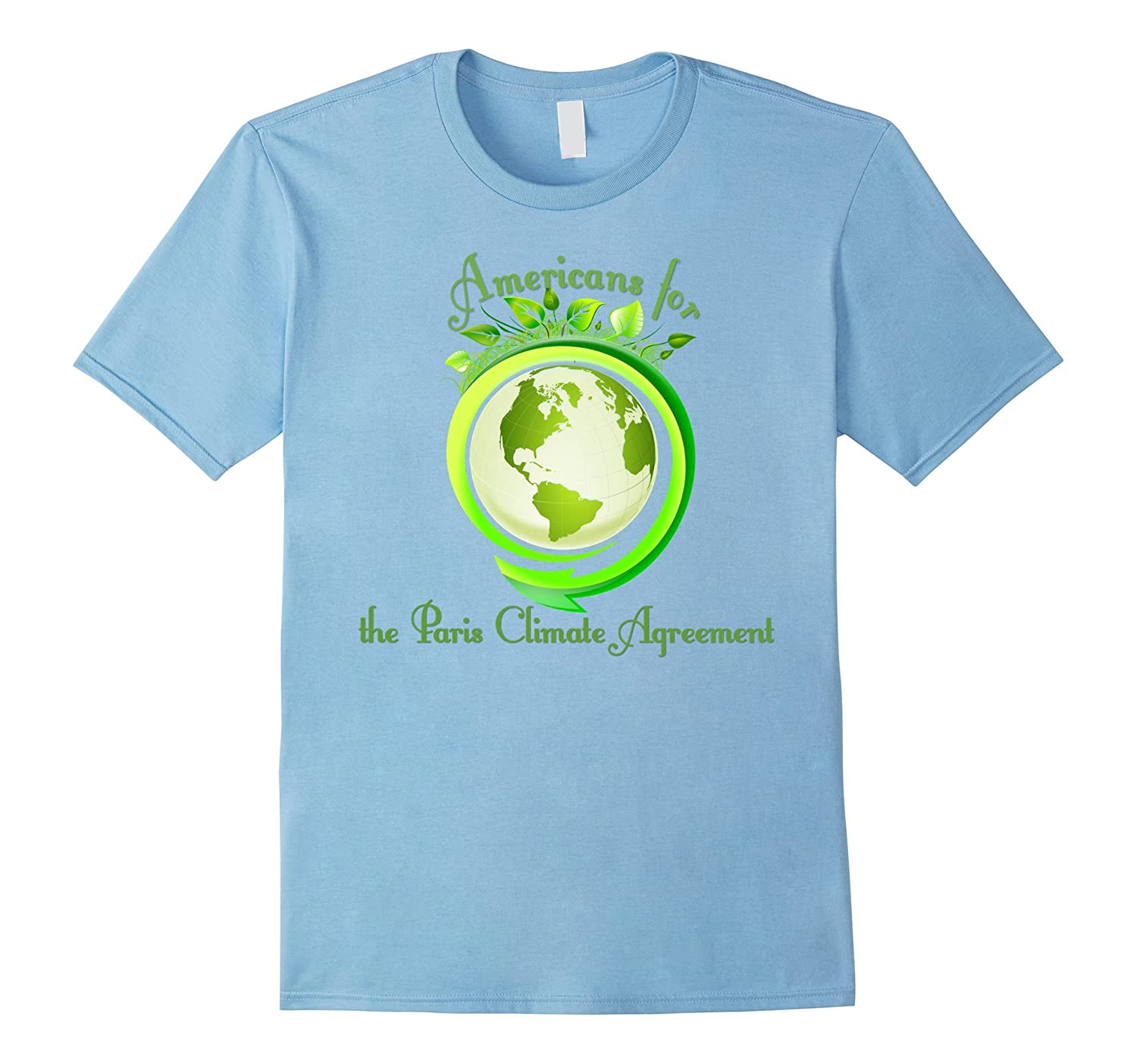 Americans for the Paris Climate Agreement T-shirt-TH