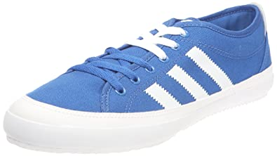 adidas Originals Nizza Lo Remo, Baskets mode homme - Bleu (Satell/blanc/