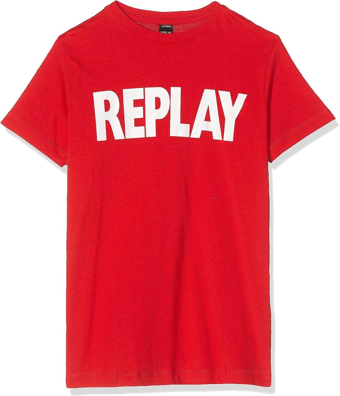Replay Sb7308.010.2660 T-shirt Bambino