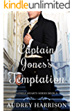 Captain Jones's Temptation - A Regency Romance (The Lonely Hearts Series Book 3)