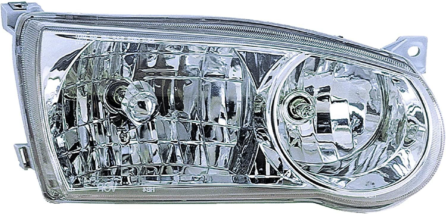 Dorman 1590842 Driver Side Headlight Assembly For Select Toyota Models