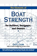 The Elements of Boat Strength: For Builders, Designers, and Owners Hardcover