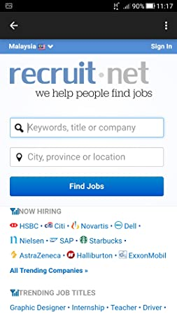 Amazon com: Find Me Job: Appstore for Android