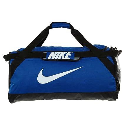 a537addac8 Nike NK bRSLA s Duff Sac de Sport, Homme: Amazon.fr: Sports et Loisirs