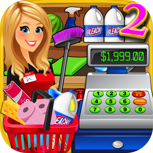 Supermarket Superstore - Big City Shopping Spree & Grocery Store Games - Hills At Beverly Shopping
