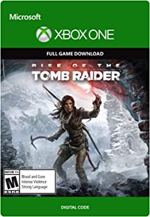 Rise of the Tomb Raider - Xbox One Digital Code