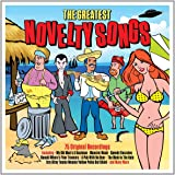 The Greatest Novelty Songs [3CD Box Set]