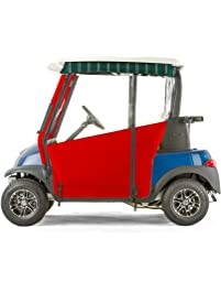 Golf cart accessories amazon golf club car precedent golf cart pro touring sunbrella track enclosure red publicscrutiny