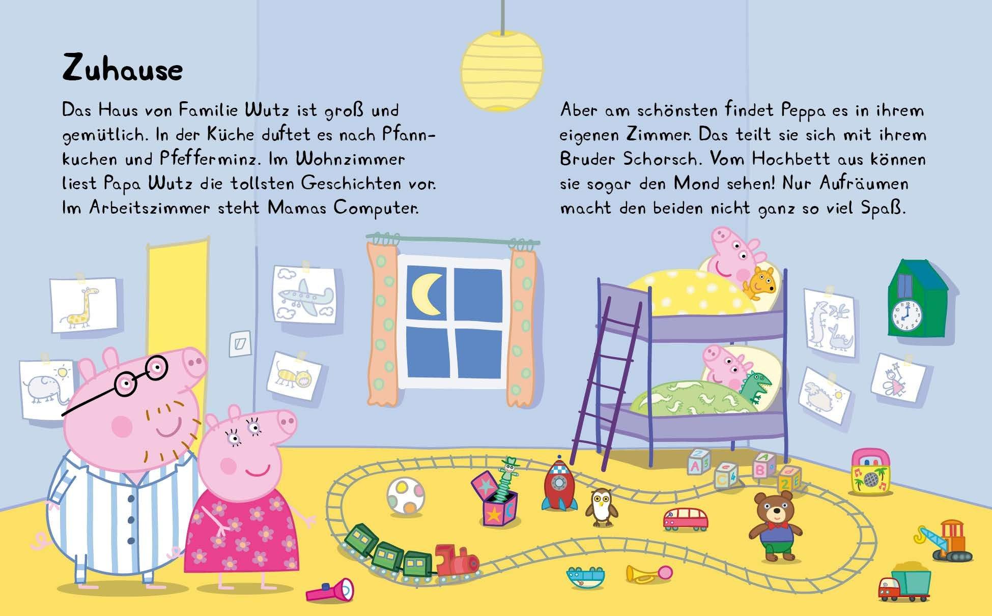 Peppa Pig Vorlesebuch: Amazon.es: .: Libros en idiomas extranjeros