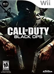Call of Duty: Black Ops - Nintendo Wii (Certified Refurbished)
