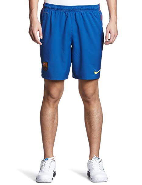 34c4f9665db Nike FC Barcelona Home Short Mens: Amazon.co.uk: Sports & Outdoors