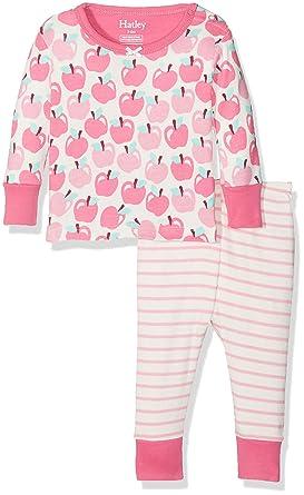 3f5d73f77 Amazon.com  Hatley Baby Girls  Organic Cotton Long Sleeve Mini ...