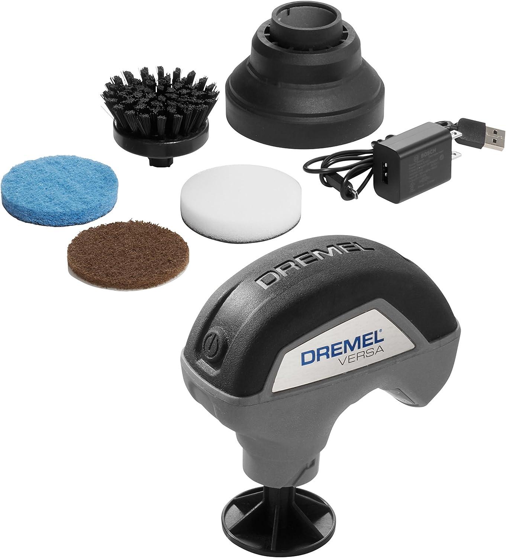 Dremel Versa 2.5-in Non-scratch microfiber sponge General purpose scouring Pad