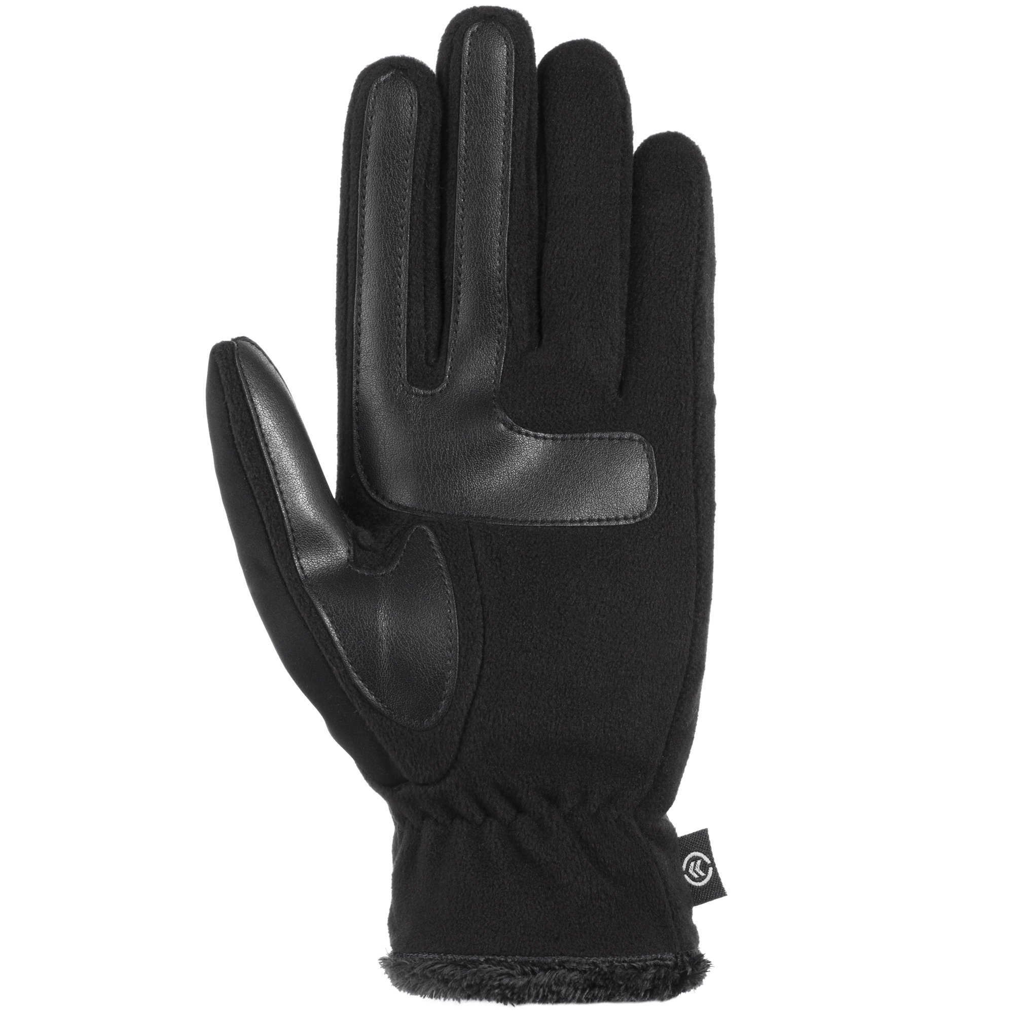 Isotoner Women's Softshell Gloves with Thermaflex Core and Smartouch Technology by ISOTONER