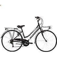 """Bikevolution Vélo de ville 28"""" pour femme 6S"""