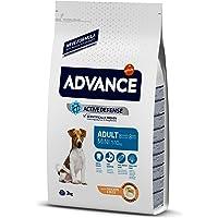 ADVANCE Adult Mini - Pienso Para Perros Adultos De Razas Pequeñas Con Pollo - 3 kg