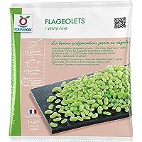 Flageolets surgelés verts fins - 1 kg