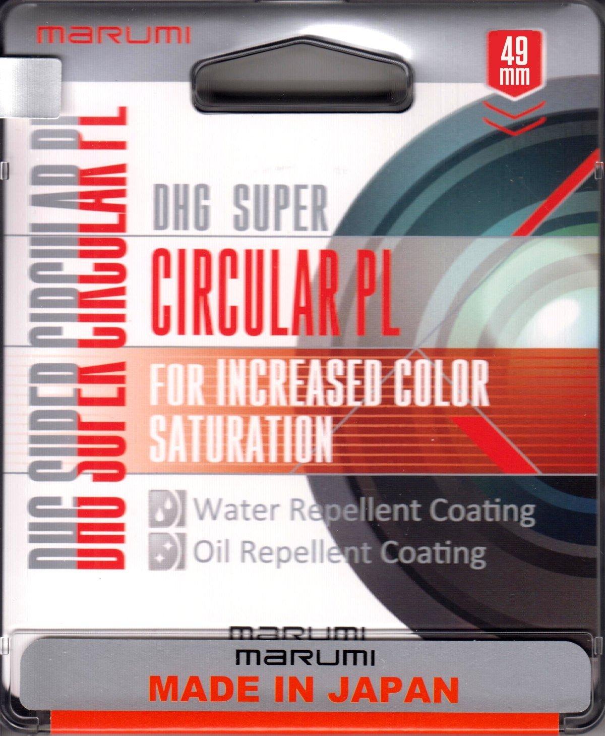 Marumi DHG Super Circular Polarising 67mm Filter