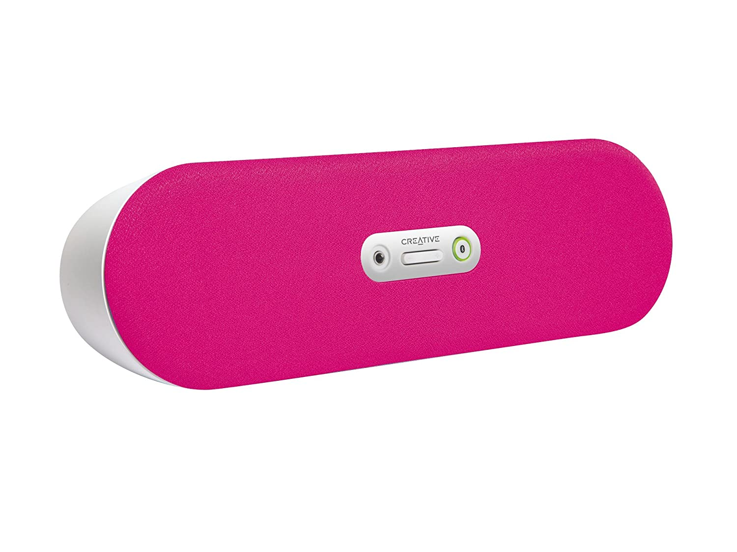 speakers pink. creative d80 bluetooth wireless speaker with aux-in - pink (discontinued by manufacturer): amazon.co.uk: hi-fi \u0026 speakers e