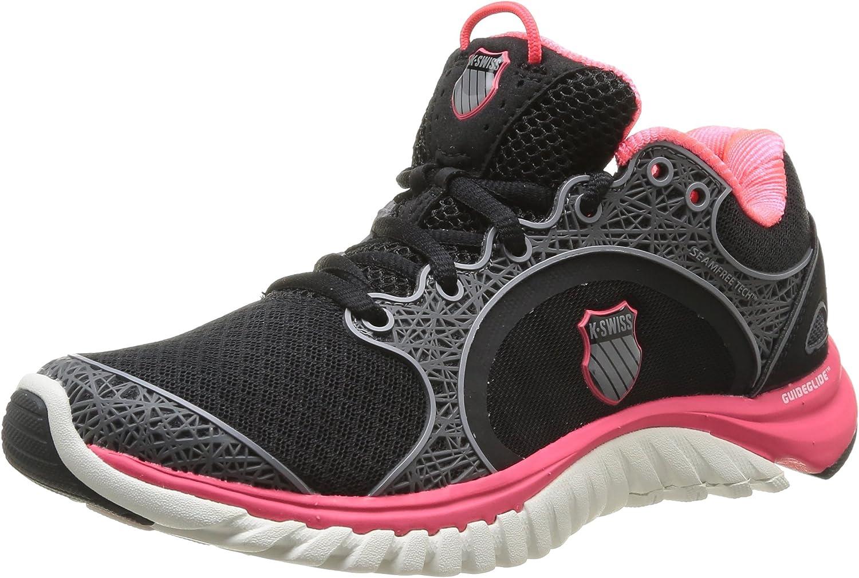 k-swiss Zapatillas Running Kbl 2 Stable Negro/Rosa EU 39.5: Amazon.es: Zapatos y complementos