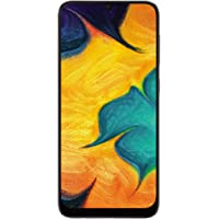 Samsung Galaxy A30 (Black, 4GB RAM, 64GB Storage) with Offer